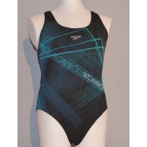 Speedo Badeanzug Aqua Sprint Placement Splashback