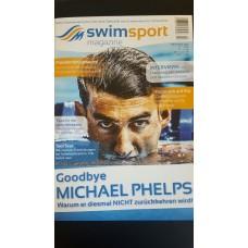 swimsport magazine Heft Herbst 2016