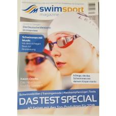 swimsport magazine Heft Winter 2018