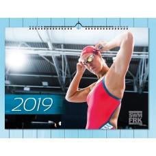 SWIMFREAKS Kalender 2019