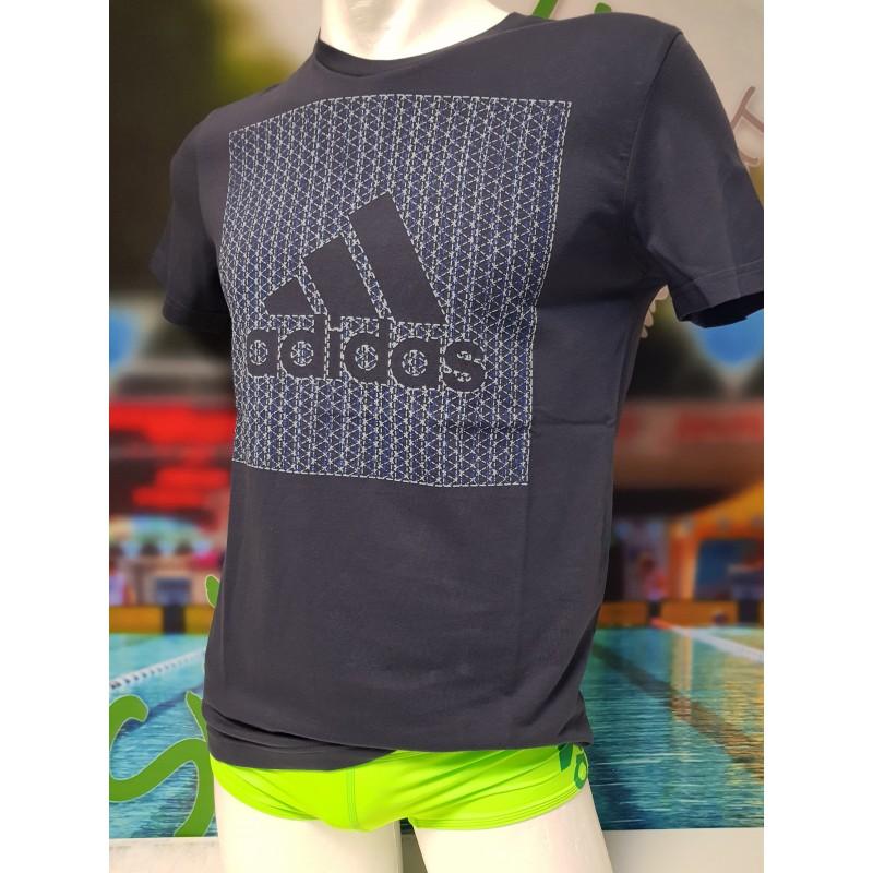 adidas t-shirt dunkelblau