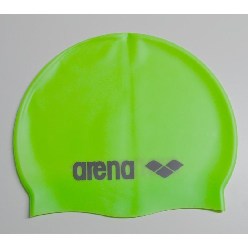Arena Bademütze Classic Silicone Cap